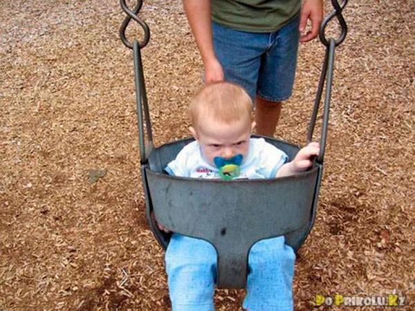 Приколы с людьми — дети