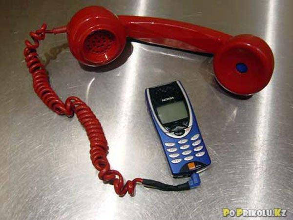 Как из мобильного телефона сделать радиотелефон
